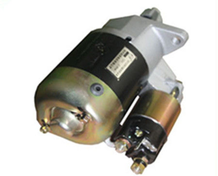 Hafei Lobo Auto Starter Motor , 4kg Weight Engine Starter Motor ISO9001 Certificated