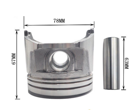 Toyota Piston OEM 12010-55S01 RB20 Car Engine Piston Std Aluminum Alloy